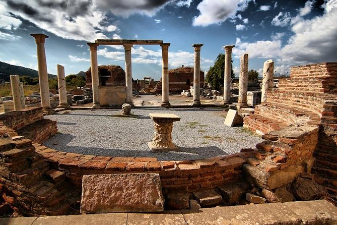 Private Tour from Kusadasi to Churches around Ephesus, and Gazibegendi Hill