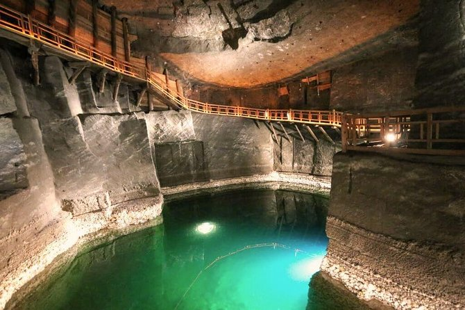 Wieliczka Salt Mine Guided tour from Krakow with a private car