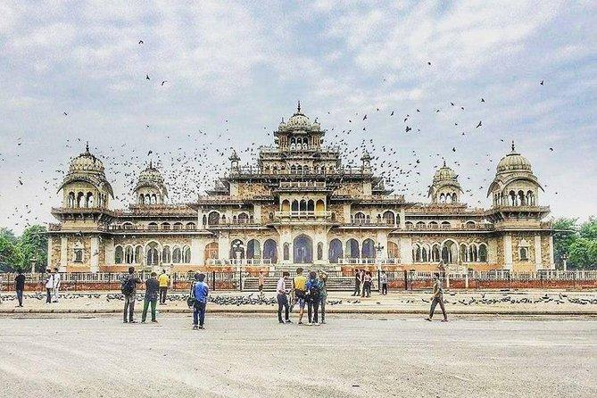 Jaipur Darshan by Car