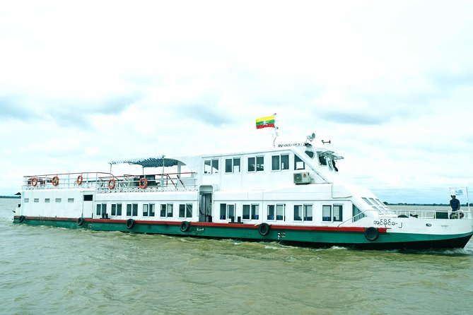 Day Cruise Mandalay - Bagan with Hotel Transfers & Lunch (Village Sightseeing) photo 8
