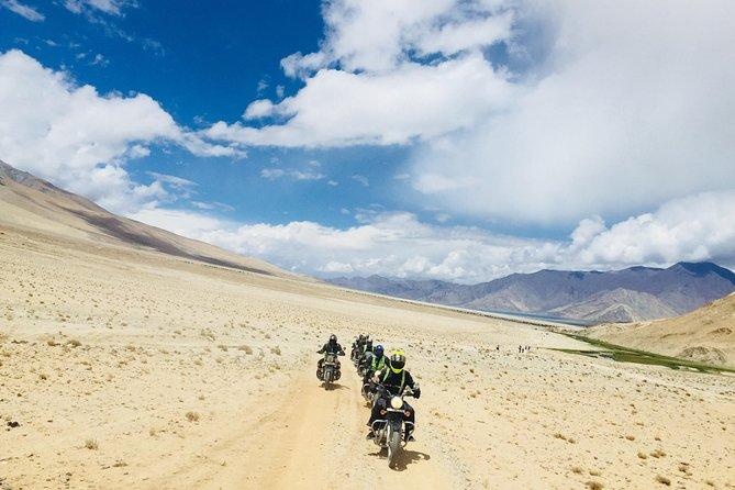 Leh Ladakh Bike Trip 2020