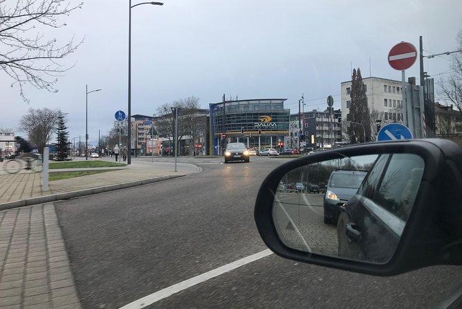 Private driver Taxi Strasbourg - Obernai