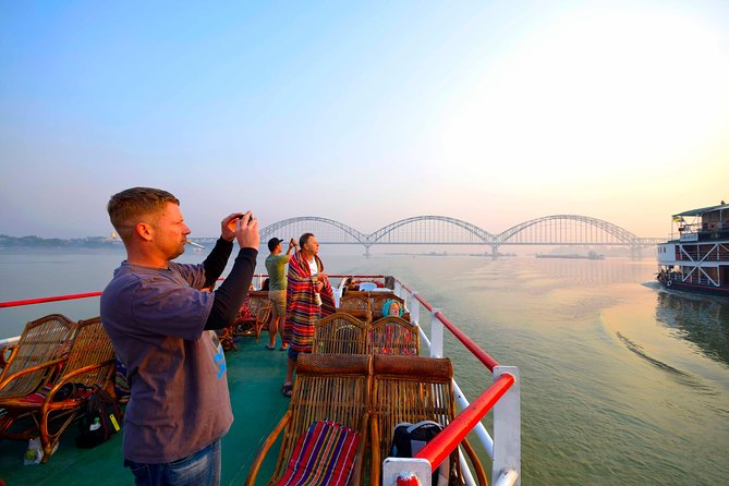 Day Cruise Mandalay - Bagan with Hotel Transfers & Lunch (Village Sightseeing) photo 1