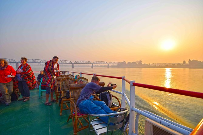 Day Cruise Mandalay - Bagan with Hotel Transfers & Lunch (Village Sightseeing) photo 3