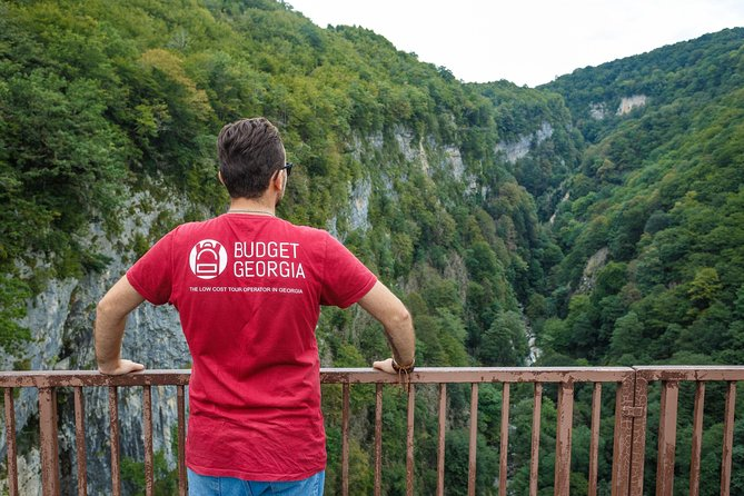 2 Days in Kutaisi, Canyons & Cave