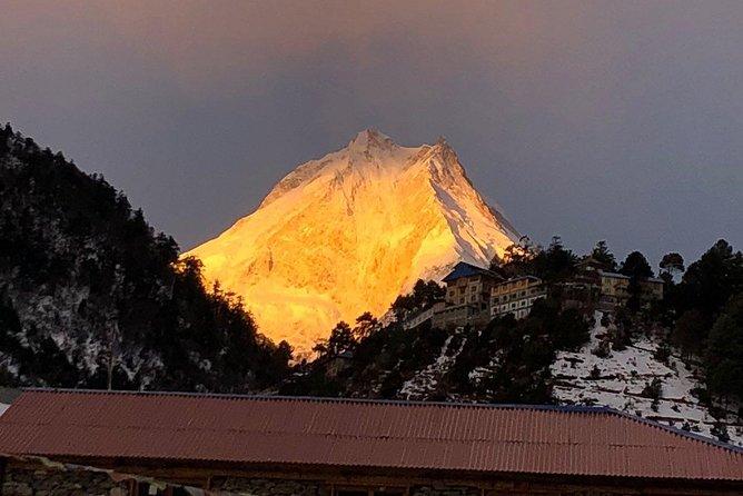 Manaslu Circuit Trekking - 17 Days