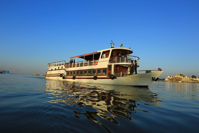 Day Cruise Mandalay - Bagan with Hotel Transfers & Lunch (Village Sightseeing) photo 2