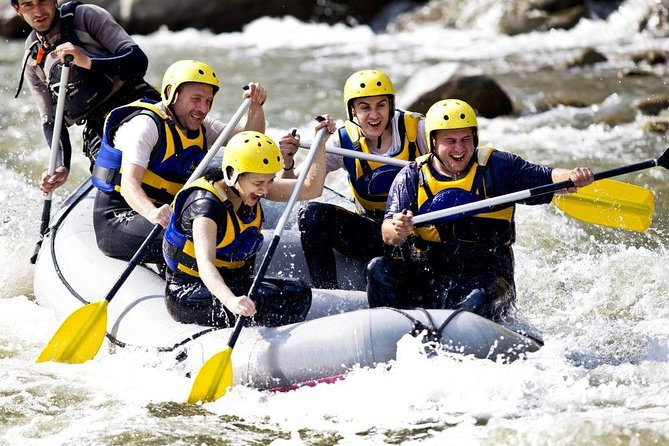 Bali Rafting Experience in Ayung River
