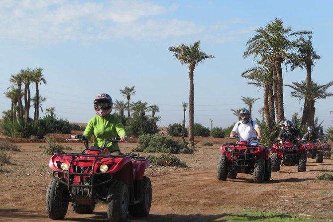 2-Hour Quad Biking Tour At Marrakech Palm Grove