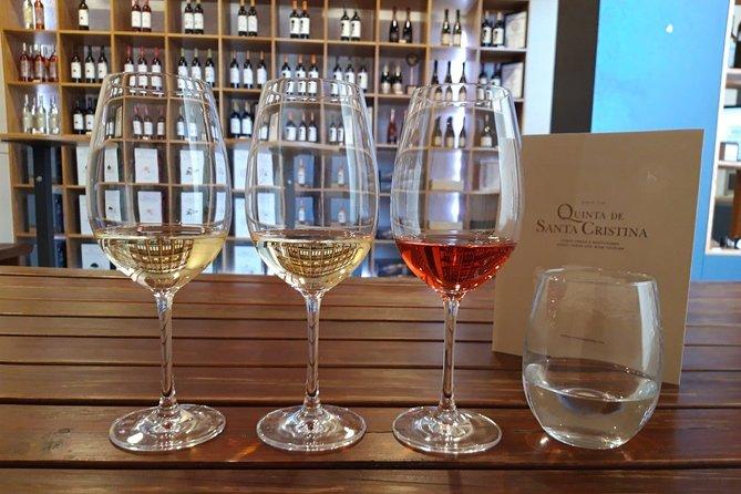 Wine Tour & Wines/Sparkling Wines Tasting - Quinta de Santa Cristina Wine Estate