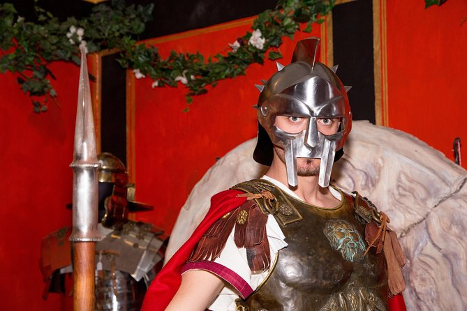 Gladiator Experience Become a Gladiator
