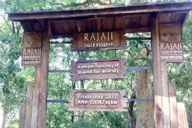 Jungle Safari - Rajaji National Park Rikshikesh