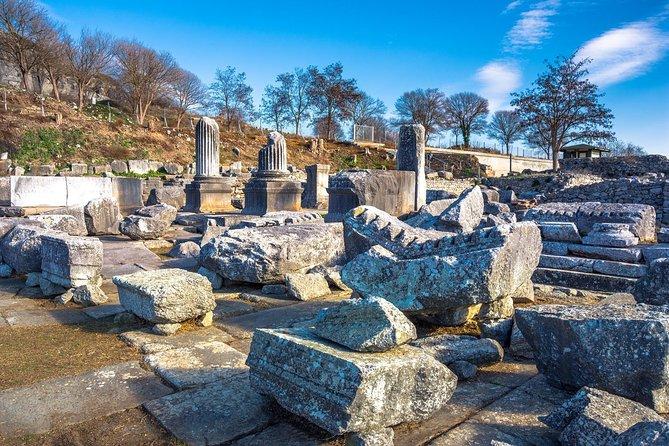 Day Tour to Amphipolis, Philippi & Kavala from Thessaloniki