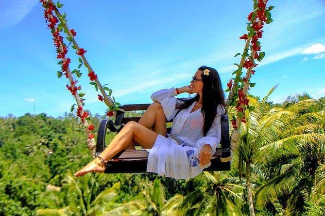 Jungle Swing Experience in Ubud