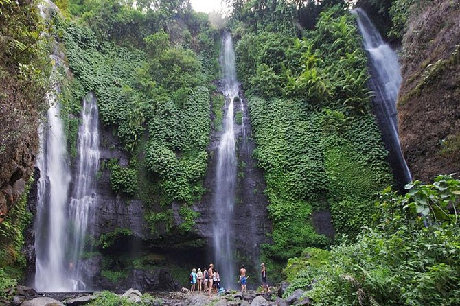 Sekumpul Waterfall Tour - One Day Private Tour