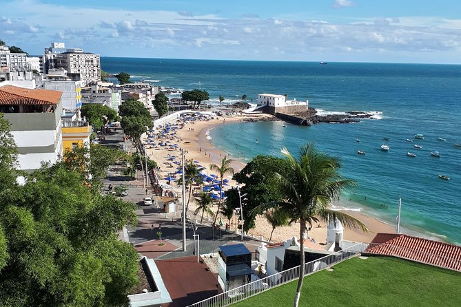 Ivan Bahia Guide's takes you on Salvador's 500 years in 1 day' ECO-walking tour