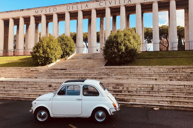 Tour di Roma nascosta in Fiat 500 photo 2