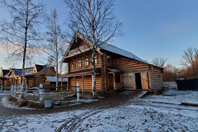 A DAY tour to Russian VILLAGE
