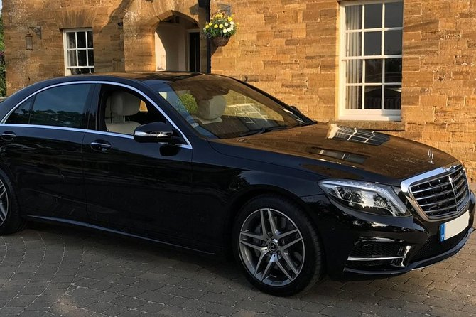 Gatwick Airport transfer to Central London