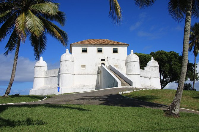 Ivan Bahia's BEST: Salvador 500 years in 1 day culture & heritage full day-tour photo 19