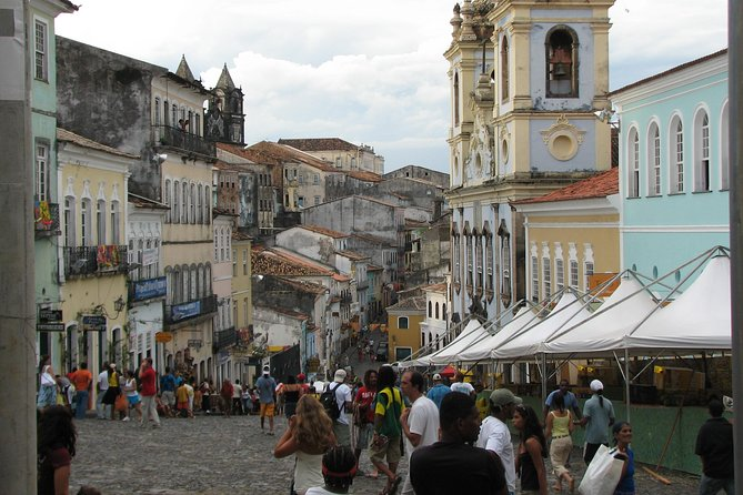 Ivan Bahia's BEST: Salvador 500 years in 1 day culture & heritage full day-tour photo 8