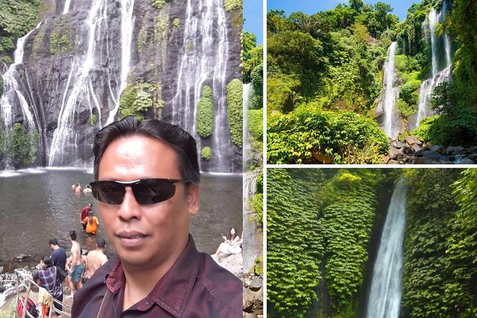 Bali Waterfalls Tour - One Day Private Tour