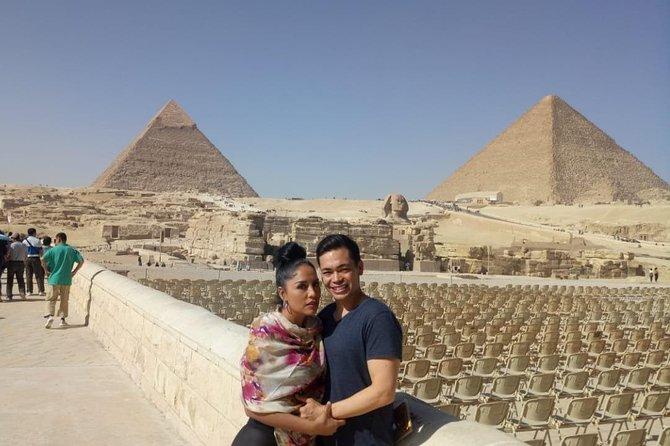 Full-Day Tour to Giza Pyramids, Memphis, and Saqqara Sakkara