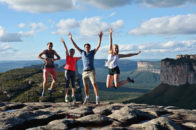 Excursão express de 1 dia no Parque Nacional da Chapada Diamantina (saindo de Salvador)