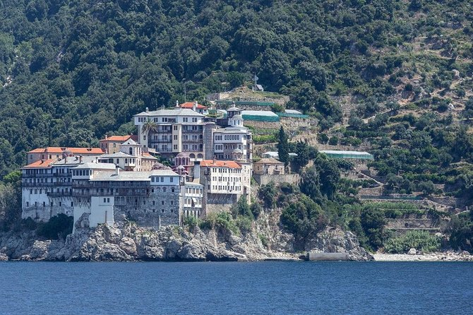 Traditional Chalkidiki & Mt. Athos Cruise from Thessaloniki