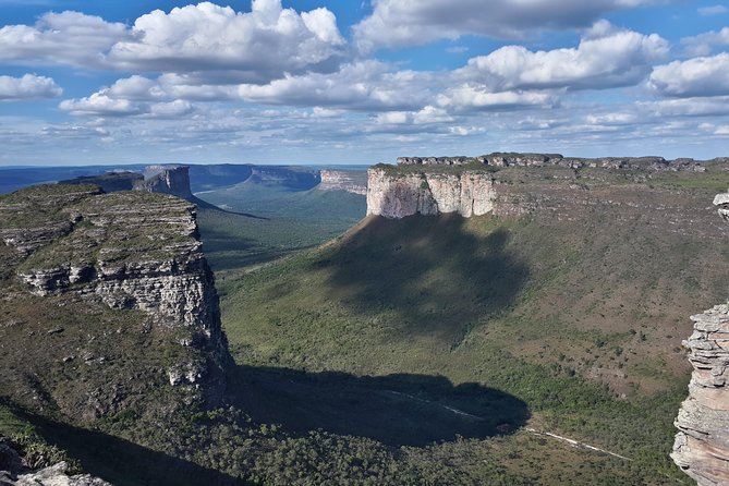 Ivan Bahia Guide, gives you pleasure with the most excuisite views of the Brazilian Grand Canyon in Chapada Diamantina National Park