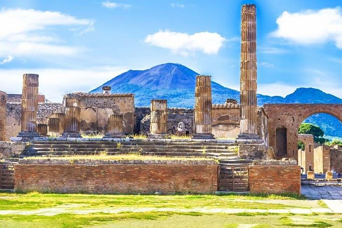 Naples cruise excursion day tour Pompeii mount vesuvius (volcano) & wine tasting photo 7