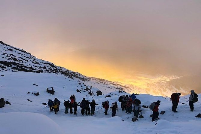 8 Days 7 nights Mt Kilimanjaro trekking via Marangu route: Tanzania