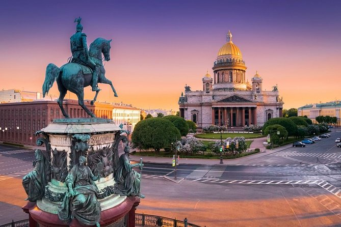 2-Day Private Tour - Arts and Treasures of St Petersburg