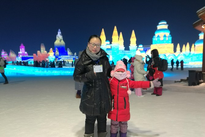 5-Day 4-Night Private Tour to Harbin Ice Festival with Accommodation