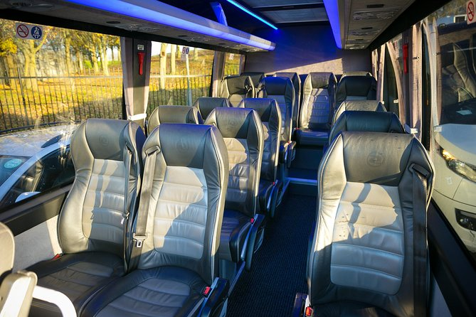 Private Minibus Arrival: Stansted to Central London