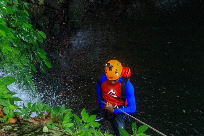 Alam Canyon | Canyoning Trip in Natural Rock
