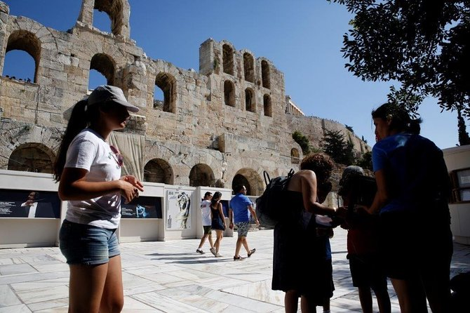 The Acropolis Treasure Hunt photo 15