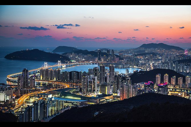 Busan Private Tour & Highlight Shore Excursion