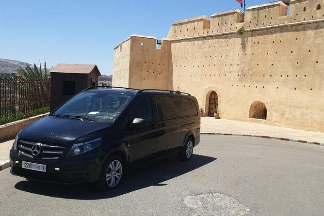 Private transfer: from Casablanca to Fez