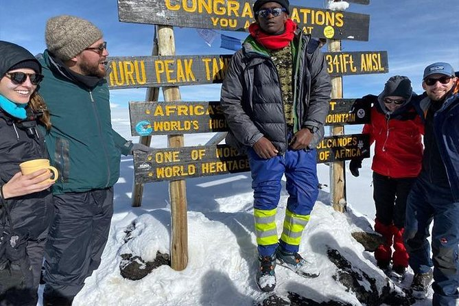 7 days 6 nights Mt Kilimanjaro trekking via Marangu route Tanzania