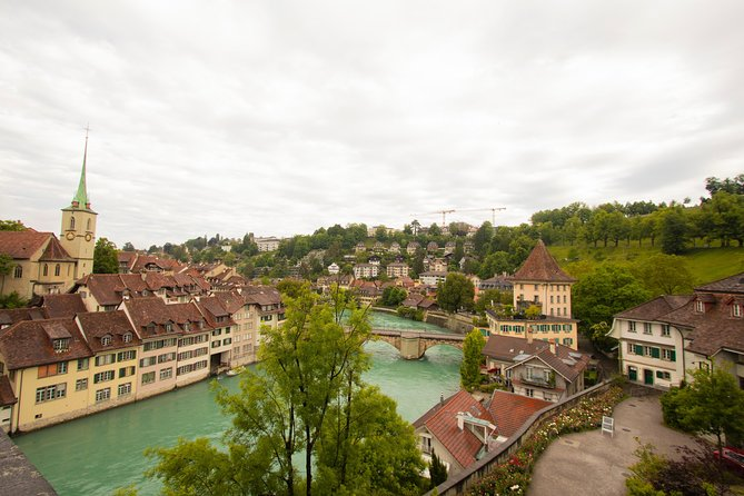 Historical Walk of Bern with a Local