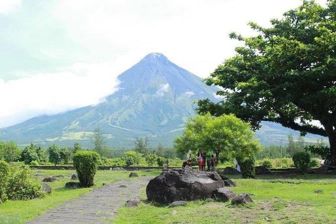 Albay Legaspi Tour (Day Tour)