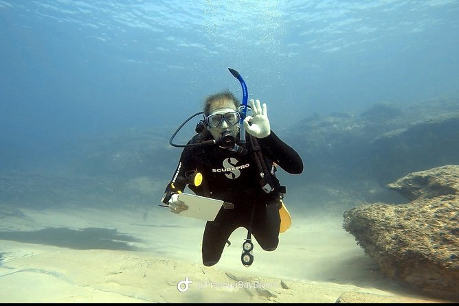Discover SCUBA Diving with Pissouri Bay Divers photo 9