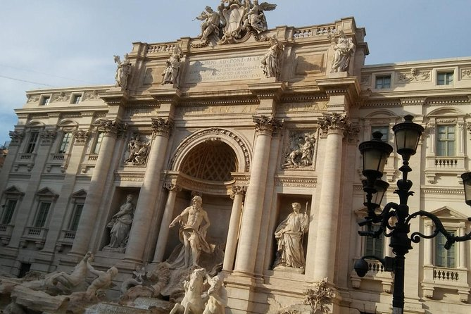 Rome Panoramic Tour 6 people