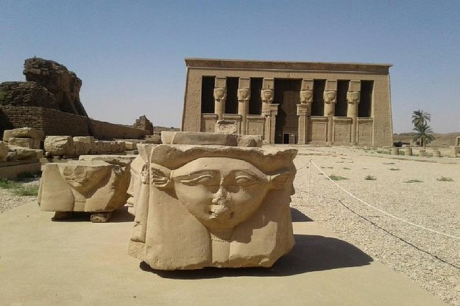 Private trip to visit east and dendera