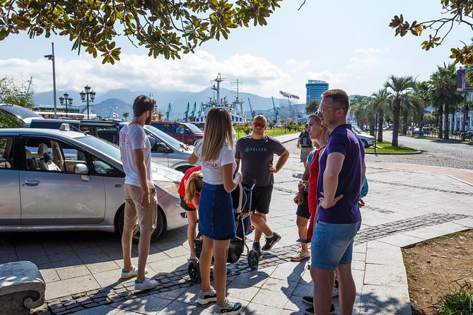 3 Days in Kutaisi, in Batumi and everything between