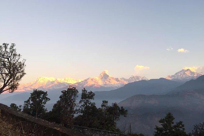 Kahun Danda Sunrise Tour From Pokhara
