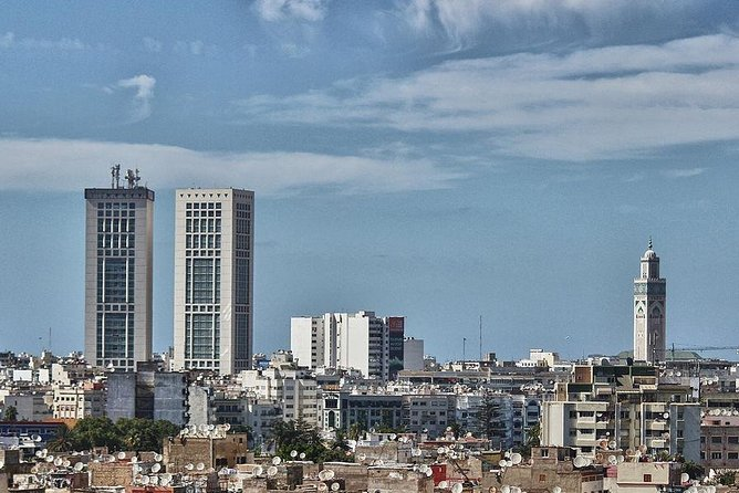Private Transfer from Marrakech to Casablanca City