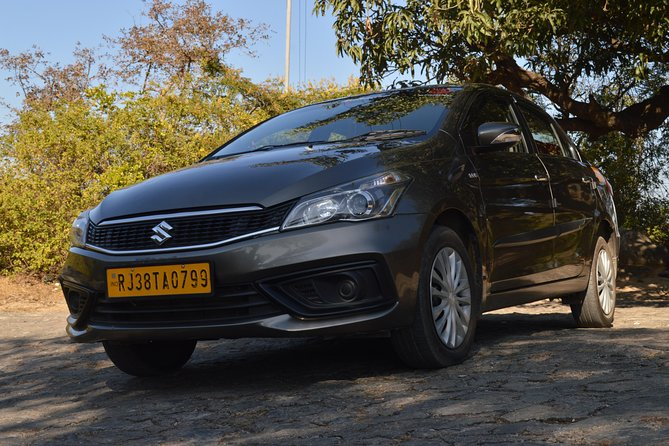 Private A/c Transfer Mount Abu To Udaipur ( 4 Seat A/c Sedan)