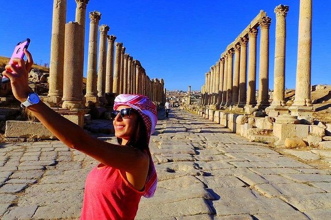 Jordan Horizons Tours: Jerash and Amman City Tour from Dead Sea Day Trip photo 2